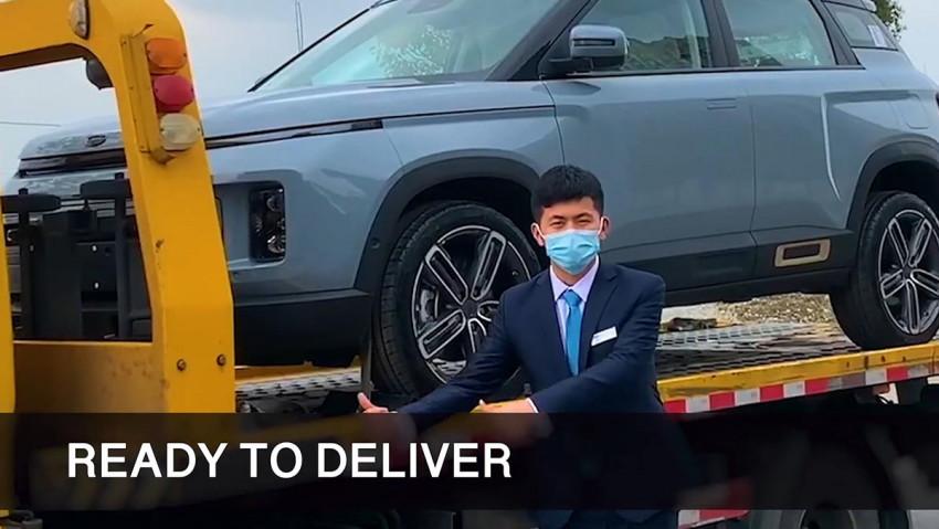 إجراءات من جيلي تحمي سيارتك الجديدة من كورونا