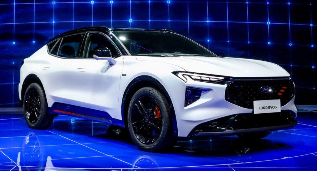 فورد إيفوس 2021 تنطلق رسمياً بمعرض شنغهاي